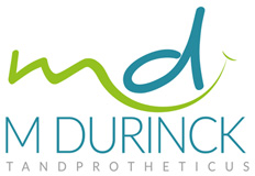 Tandprotheticus Durinck - Kunstgebitten logo
